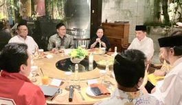 Tak Dilibatkan Pertemuan Jokowi dan Ketum Parpol, Pengamat: Ma'ruf Amin Pajangan Saja