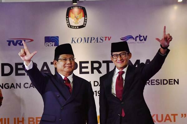 Gaungkan Dukungan, Relawan Go Prabowo-Sandi Guncang Kuala Lumpur
