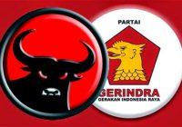 Survei LRP: PDIP Menang Pemilu, Gerindra Runner-Up