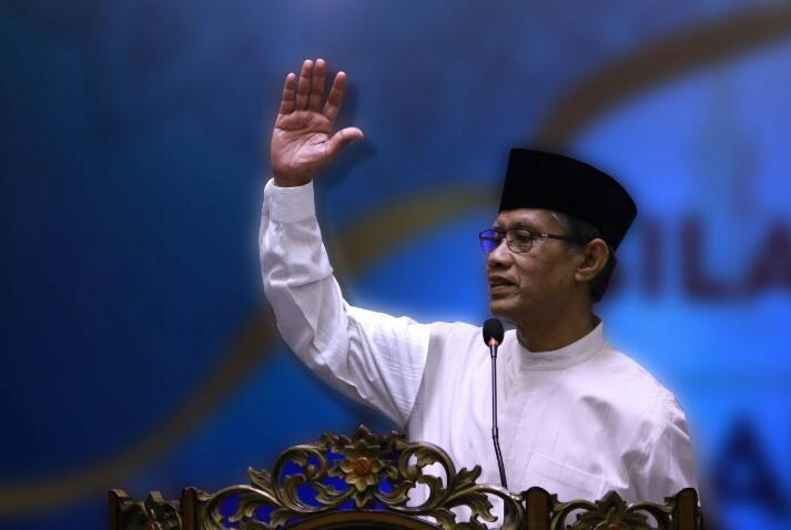 Polemik Pernyataan Ketum PBNU, Haedar Nashir: Indonesia Milik Semua, Warga Diminta Bijak