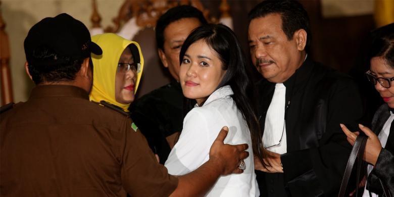Ditolak Mahkamah Agung, Pupus Sudah Upaya Luar Biasa Jessica Wongso