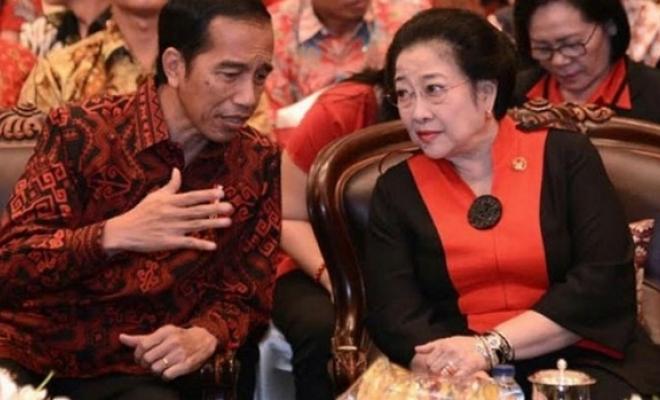 Jokowi Calon Kuat Pengganti Megawati Di PDI Perjuangan