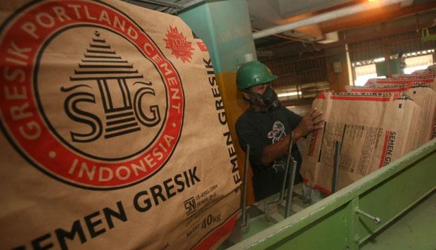 Semen Indonesia Pede Hadapi Persaingan Tahun Ini Setelah Akuisisi Holcim