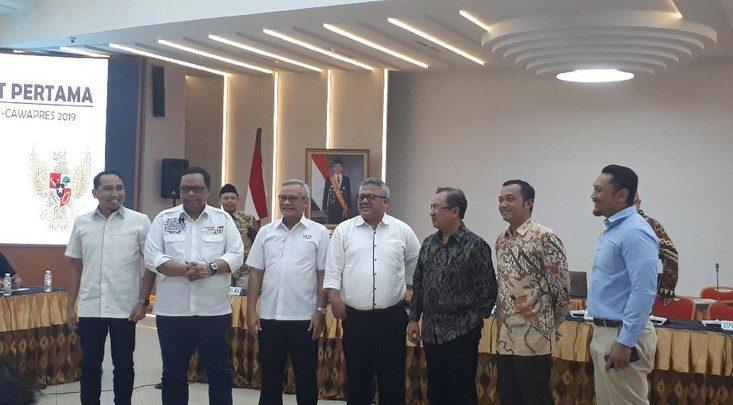 Tim Jokowi dan Prabowo Tertibkan Anggotanya yang Bocorkan Hasil Rapat KPU