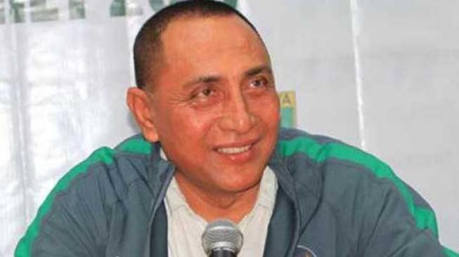 Edy Rahmayadi Mundur Sebagai Ketum PSSI, Ketua DPR: Gentle!