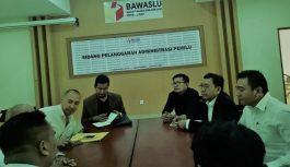 Dugaan Pelanggaran Kampanye di Acara Polda Bali, BPN Prabowo-Sandi Datangi Bawaslu