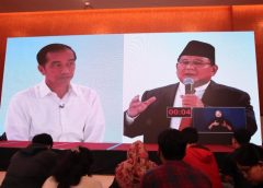Debat Kedua, Prabowo: Kembalikan Kedaulatan Pangan dan Energi Bangsa