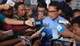 Puji Jokowi, Sandiaga: Inilah The Real Prabowo