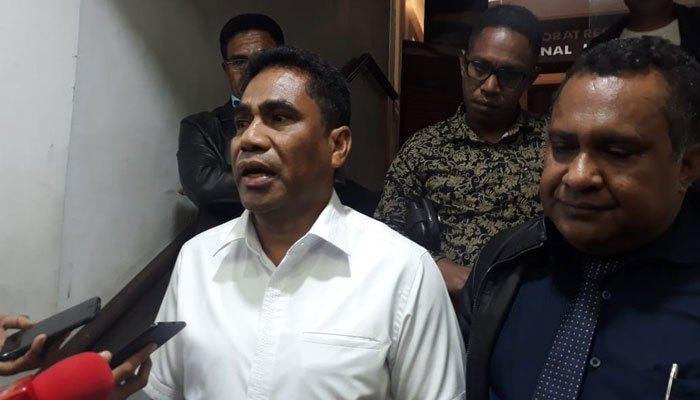 Usai Jadi Tersangka, Ini Alasan Sekda Papua Ikut Pukul Penyidik KPK