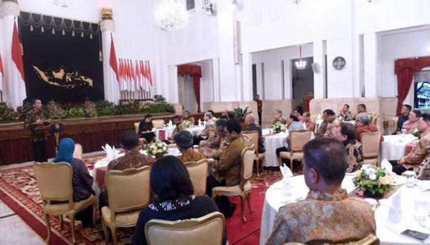 Jokowi Ditantang Terbitkan Perpu Pengembalian Lahan Taipan ke Negara