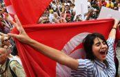 Jomblo Melimpah, Perempuan Tunisia Unjuk Rasa Minta Poligami Diizinkan