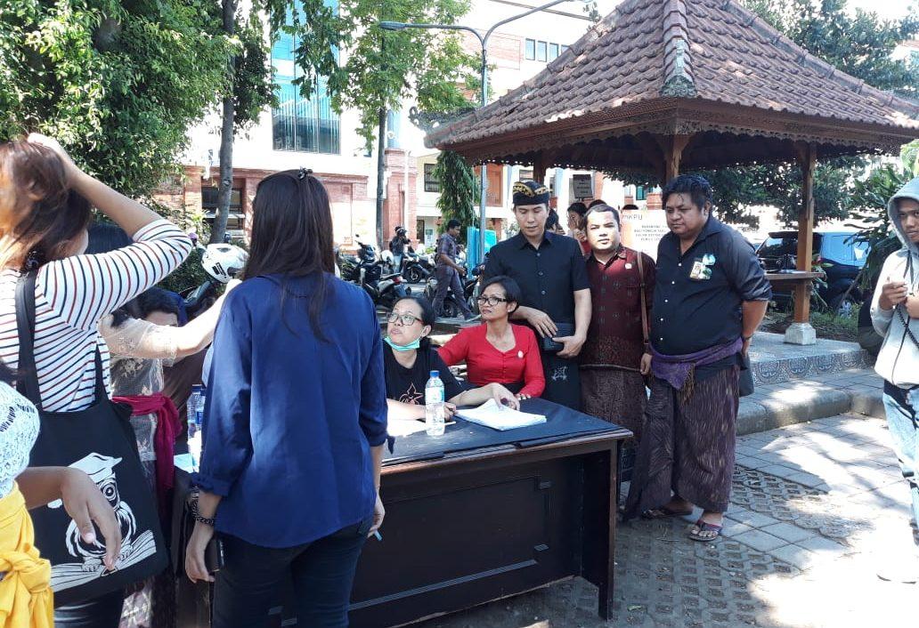 KPU Denpasar Jemput Bola untuk Menjaring Pemilih A5 di Kampus Udayana