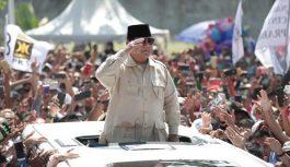 Sapa Warganya, Prabowo Kampanye di Bali