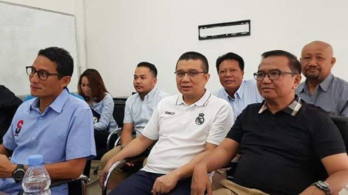 Pilpres 2019, Erwin Aksa: Banyak Pengusaha Sungkan Dukung Sandi Secara Terbuka