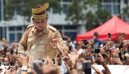 Prabowo di Riau VS Sandiaga Uno di Bima, Kelar Sudah