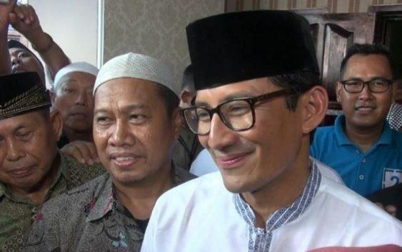 Jelang Pemilu 2019, Sandiaga Minta Tokoh Publik Tidak Keluarkan Pernyataan Sensitif