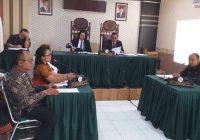 Diduga Langgar Kode Etik, Anggota Bawaslu Karangasem Disidang DKPP