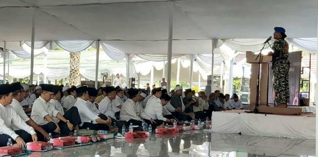 Silaturahmi Nasional, Jenderal Gatot Nurmantyo: Purnawirawan Harus Bangkit atau Negara Punah