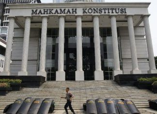 Jelang Putusan Sengketa Pilpres 2019, 45 Ribu Prajurit TNI-Polri Kawal Gedung MK