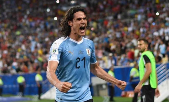 Taklukkan Cile, Uruguay Juara Grup C