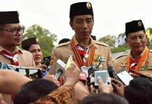 Bocorkan Komposisi Kabinetnya, Presiden Jokowi: 55% Profesional