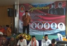 Terpilih Jadi Anggota DPR, Bamus Betawi Gelar Syukuran