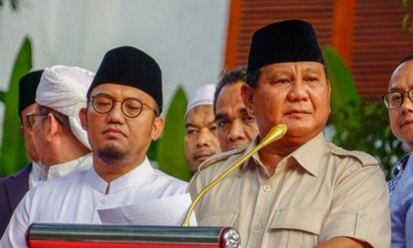Sore Ini, Prabowo Bertemu Petinggi PPP