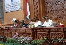 45 Anggota DPRD Kota Denpasar 2019-2024 Resmi Dilantik