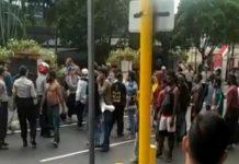 Mahasiswa Papua di Malang Bikin Rusuh