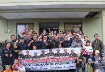 Berbagi Tali Kasih, Divisi Hukum KPU se BALI Salurkan Bantuan Kepada Panti Asuhan