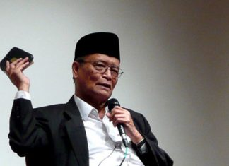 Buya Syafi'i: Berharap Posisi Mendikbud Diisi Kader Muhammadiyah