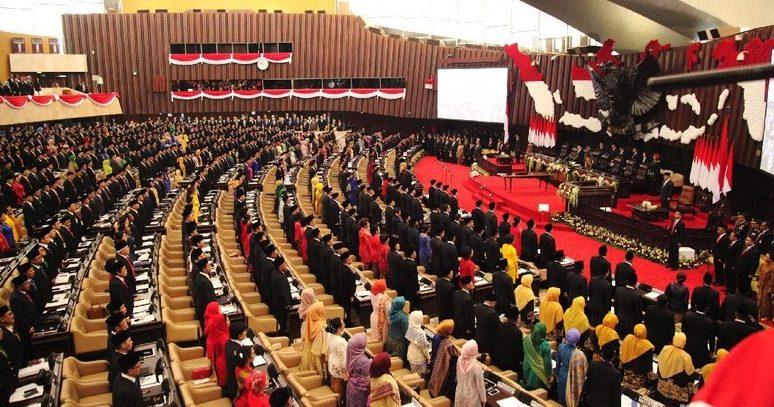 Ini Formasi Pimpinan DPR Periode 2019-2024