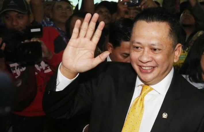 Jokowi Gandeng Prabowo, Ketua MPR: Gerindra Masuk Kabinet Bukan Omong Kosong