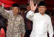 Gerindra Sebut Restu Amien untuk Prabowo Bersyarat