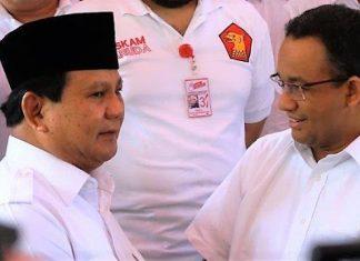 Demi Pilpres 2024, Prabowo Printahkan Gerindra DKI Kritisi Anies