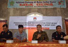 Pilkada Serentak 2020 dimulai, KPU Bali Gencar Sosialisasi Tahapan