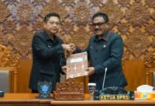 Bahas Ranperda 2020, Walikota Denpasar Berharap Hasil Maksimal Dukung Pembangunan