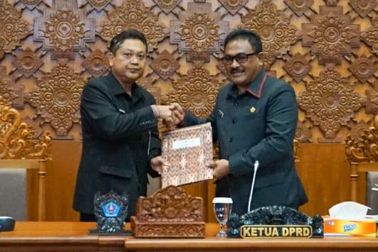 Bahas Ranperda 2020, Walikota Denpasar Berharap Hasil ...