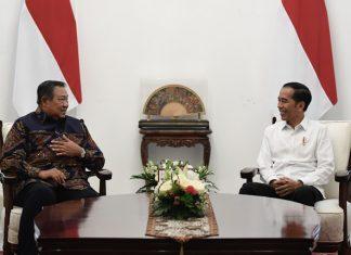 Bertemu Empat Mata, Terungkap Hasil Pertemuan Jokowi dan SBY di Istana Merdeka