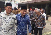 Zulkifli Hasan Ajak Umat Islam Bersatu Akhiri Perdebatan