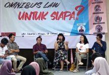 PHK Besar-besaran Jika Omnibus Law Cipta Lapangan Kerja Disahkan