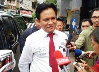 Yusril Sentil Mendagri Tito Karnavian Soal Instruksi Pemberhentian Kepala Daerah
