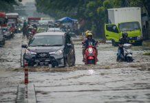 Jakarta Terkepung Banjir Selamanya, Jika Air dari Selatan Tak Terkendali