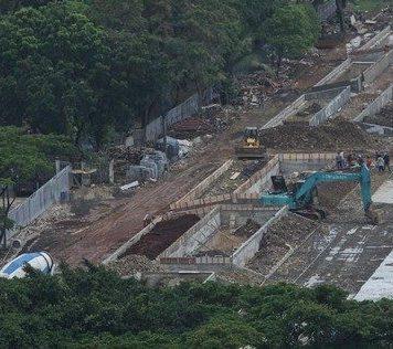 Demi Revitalisasi Monas DKI Jakarta Digunduli