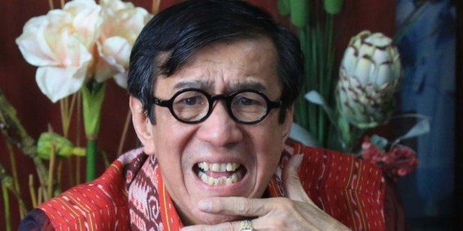 ICW Desak Mundur, Yasonna: Presiden Jokowi Yang Bisa Copot Saya