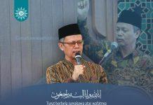 Ketum Pemuda Muhammadiyah Sebut Prof. Yunahar Ilyas Orang Baik Yang Konsisten Di Jalan Dakwah