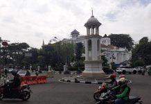 Patung Harimau 'Loncat', Wawali Kota Bandung: Belum Tahu, Saya Tanya Dinas