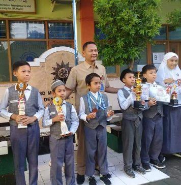 2 Siswa SD Muhammadiyah Maju ke Olimpiade Matematika Tingkat Kota Denpasar