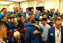 Keok di Kongres, Amien Rais Diajak Zulkifli Hasan Besarkan PAN