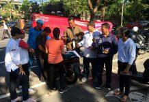 KPU Denpasar Gunakan Valentine Day untuk Sosialisasi Pilkada 2020